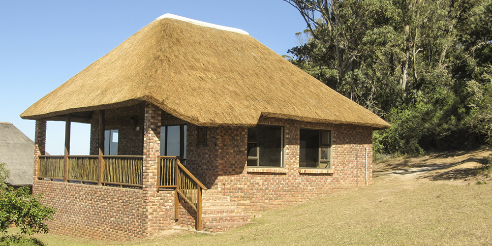 Lodge 3 - Giraffe lodge exterior