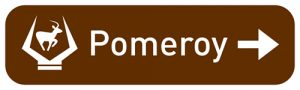 Directions to Pomeroy